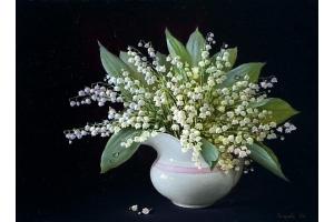 Цветы фото ландыши