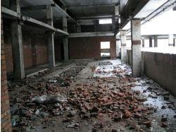 Ховринская заброшенная больница больница