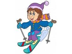 Картинки лыжный спорт