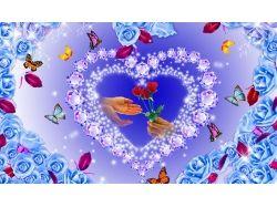 Романтические картинки о любви