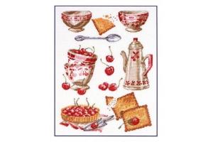 Картинки вышивки на кухню
