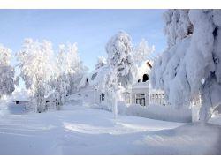 Картинки зима природа 5