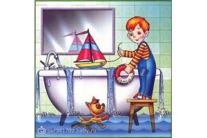 Правила дружбы для детей в картинках