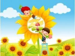 Картинки лето в детский сад