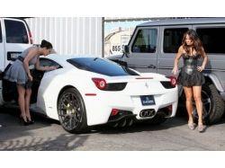 Авто и девушки фотосессия