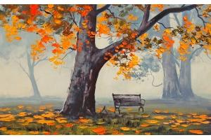 Осень рисунок » Скачать лучшие картинки бесплатно на ...
