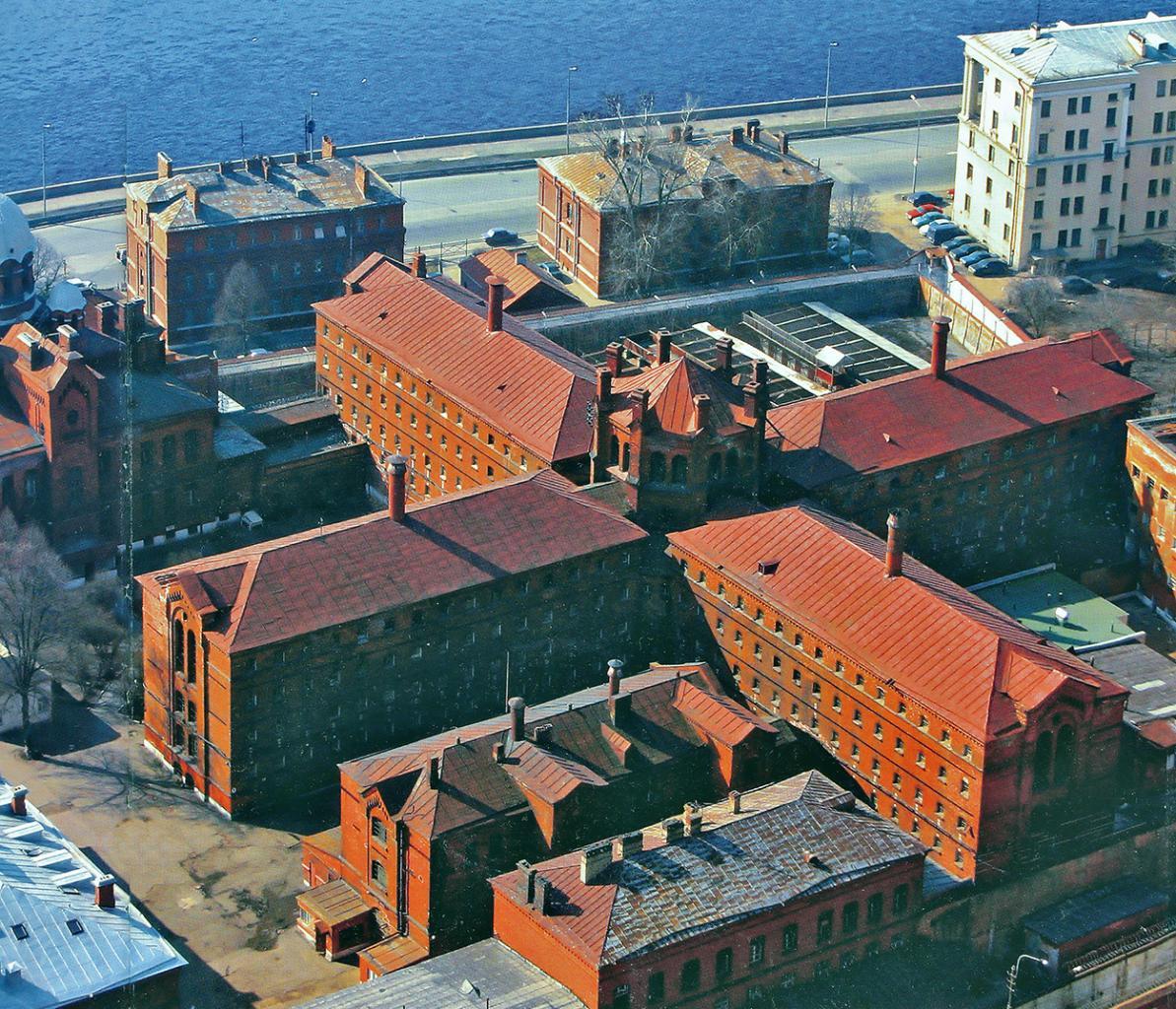 Тюрьма в картинках и их названия