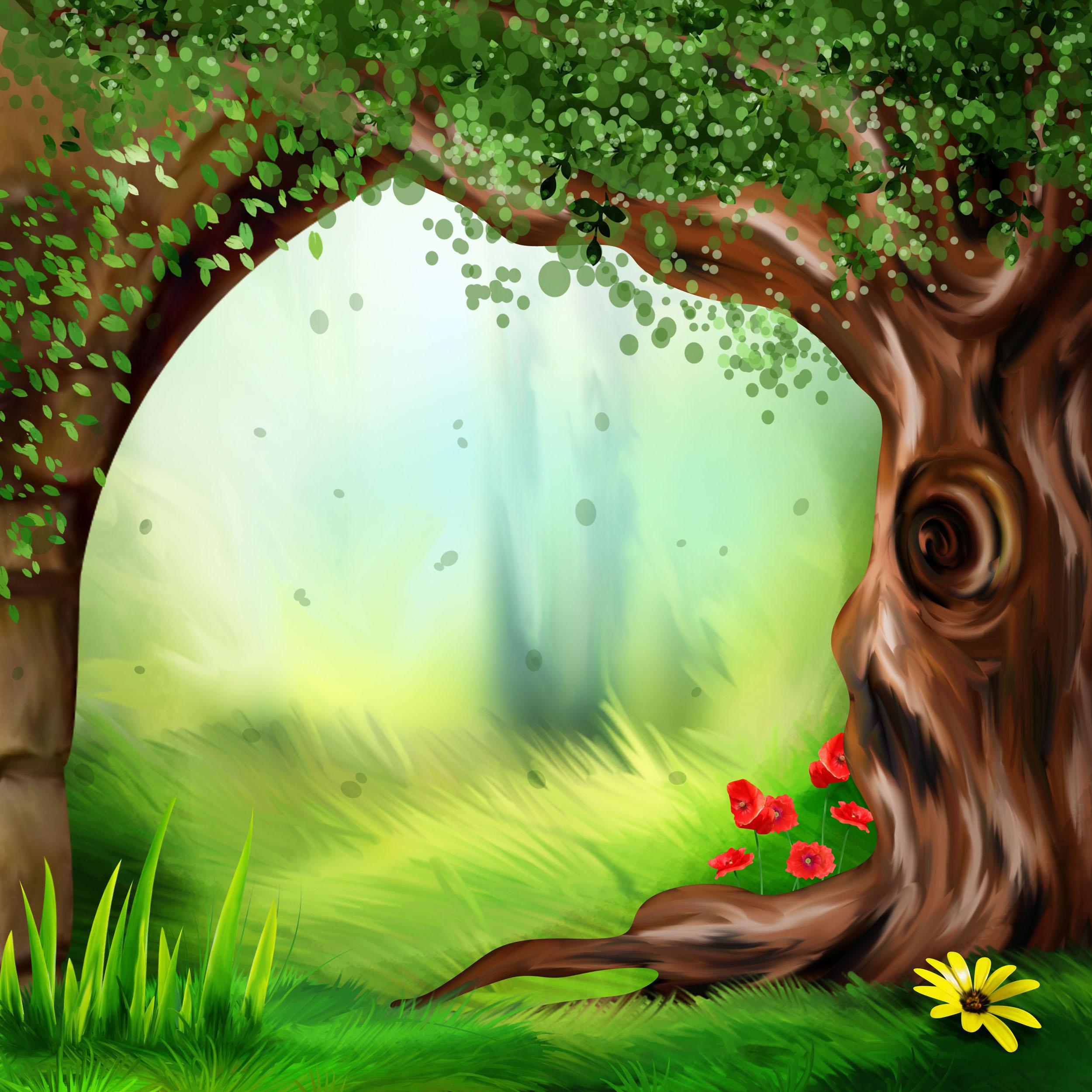 самая картинки рисовать про лес коллектив профессиональная