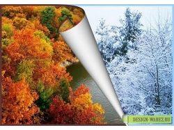 Гламур картинки зима