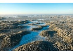 Картинки зима в югре 4
