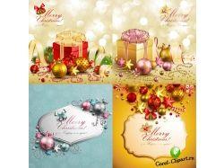 Corel новый год шаблон бесплатно