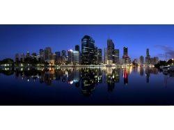 Широкоформатные картинки высокого разрешения города