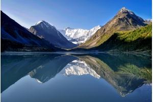 Белуха фото гора