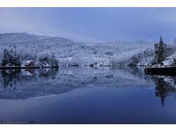 Финляндия - фото зима 7