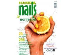 Журнал ногтевой сервис креативные фото