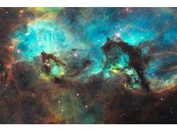 Фото космоса телескопом хабл космический город 7