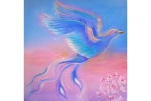 Картинки птица счастья