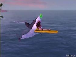 Sims подводный мир