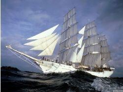 Фото корабли-парусники 5