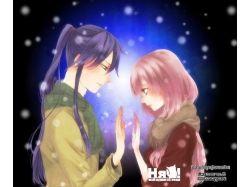 Поцелуи романтика картинки 3