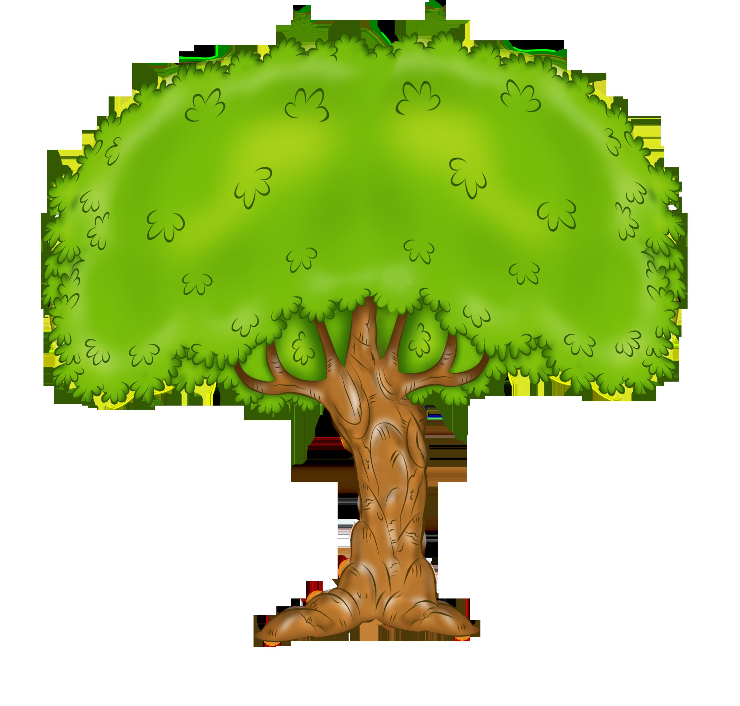 очень, картинка деревце детям начальном уровне