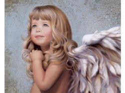 Ангелы-дети картинки