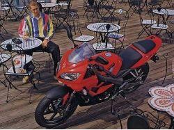 Все дорожные мотоциклы фото 6