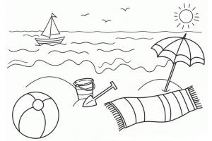 Картинки для детей море