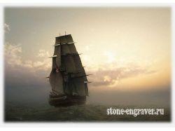 Ретушь фото корабли 6