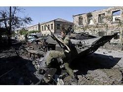 Подбитые грузинские танки фото 6