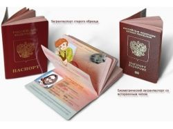 Биометрический загранпаспорт фотографии 2
