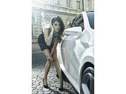Автомобили и девушки картинки