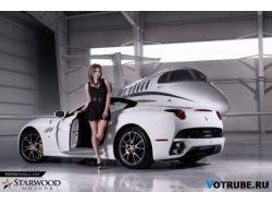 Автомобили и девушки картинки 5