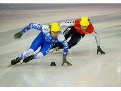 Конькобежный девушки спорт фото 1