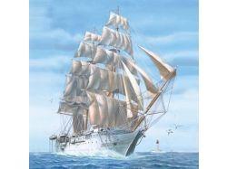 Фото корабли парусный флот 3