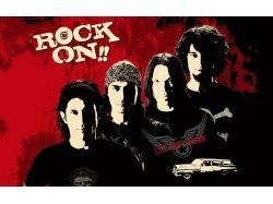Широкоформатные фото рок-групп 7