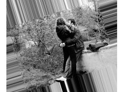Влюбленная пара фото зима 5