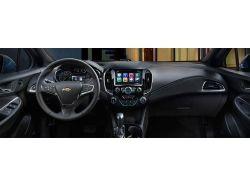 Chevrolet cruze интерьер фото