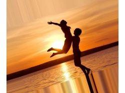 Сердечки любовь картинки поцелуи