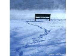 Картинки зима, снег 6