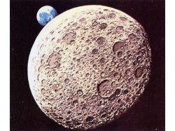 Фото космоса планеты луны