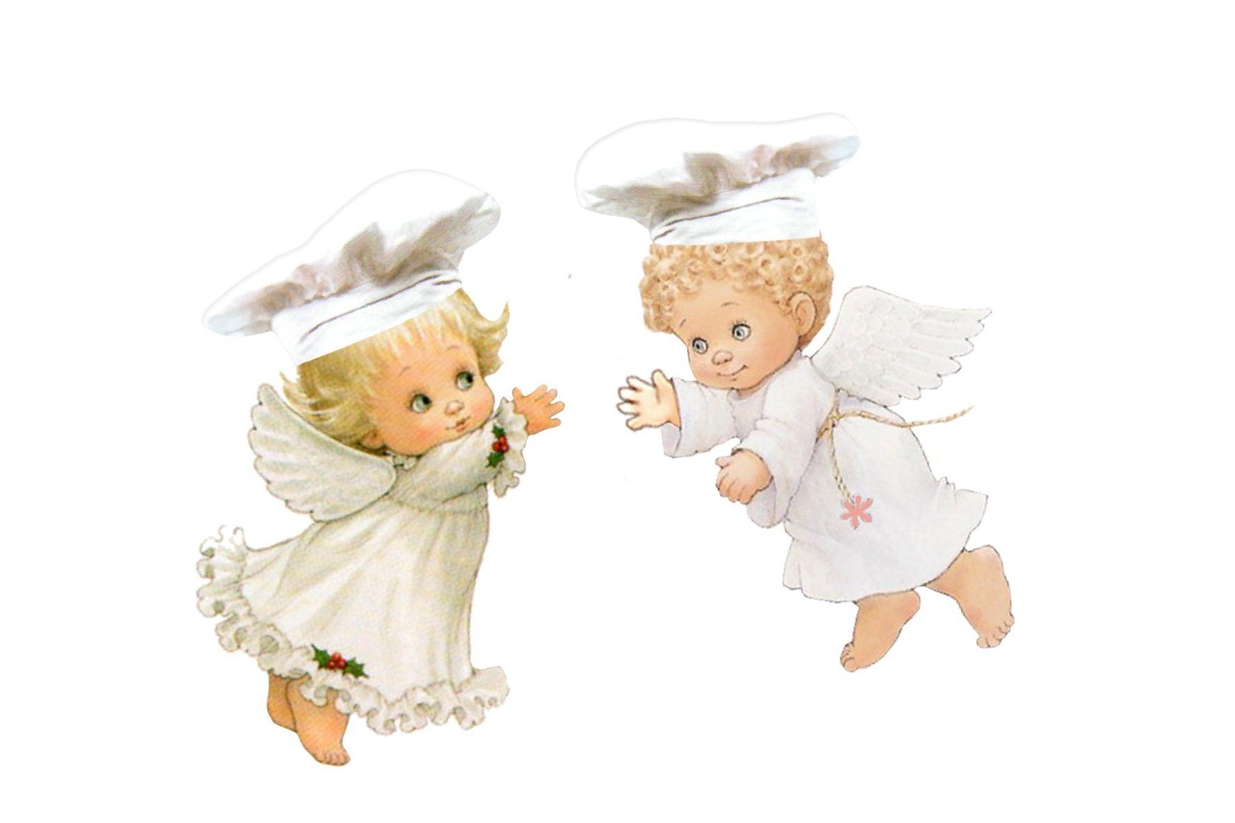 Ангелочек открытки