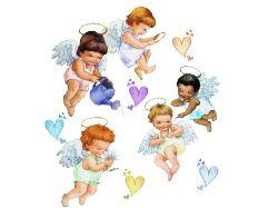 Ангелочки дети картинки фото