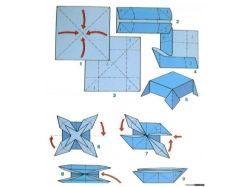 Картинки кораблик бумажный 4