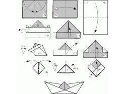 Картинки кораблик бумажный 5