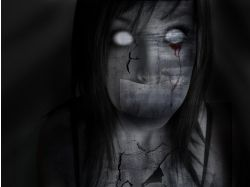 Аватарки  для контакта страшные 2