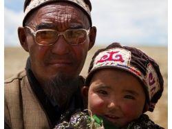 Киргизские дети фото 3