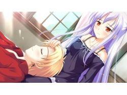 Разные картинки аниме девушек 7