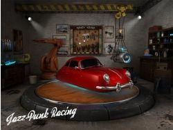 Игра гонки на ретро автомобилях