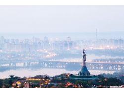 Картинки фото зима киев 2